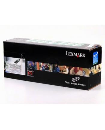 lexmark Toner XS796 black 20k ret 24B5835