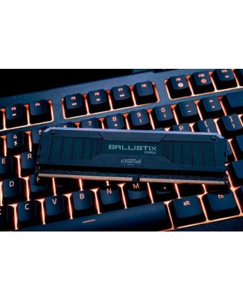 crucial Pamięć DDR4 Ballistix 32/2666 (2*16GB) CL16 RED