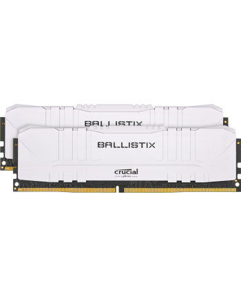crucial Pamięć DDR4 Ballistix 64/3200 (2*32GB) CL16 WHITE