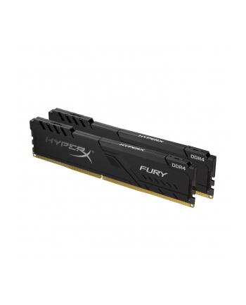 hyperx Zestaw pamięci DDR4 Fury Black 64GB/3200 (2x32GB) CL16