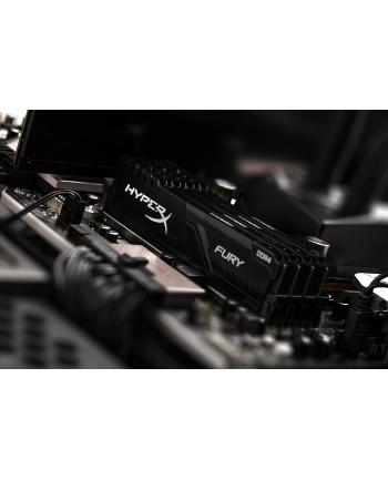 hyperx Zestaw pamięci DDR4 Fury Black 128GB/3000 (4x32GB) CL16