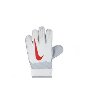 spokey PROMO Rękawice bramkarskie Nike 7 białe 20886