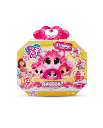 tm toys Fur Balls Families 637F