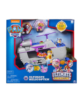 PAW PATROL / PSI PATROL Helikopter ratunkowy Sky 6053626 p2 Spin Master