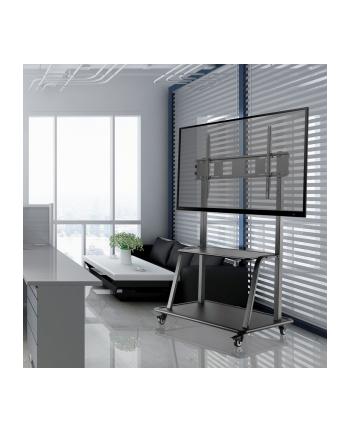 newstar Wózek do monitora z półkami