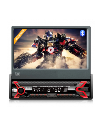 Radioodtwarzacz Panel Dotykowy LCD RDS AC9100