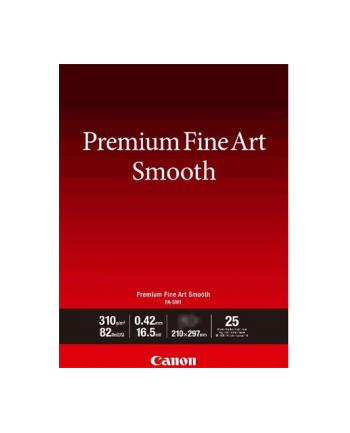 CANON FA-SM1 A2 Fine Art Paper 25 sheets