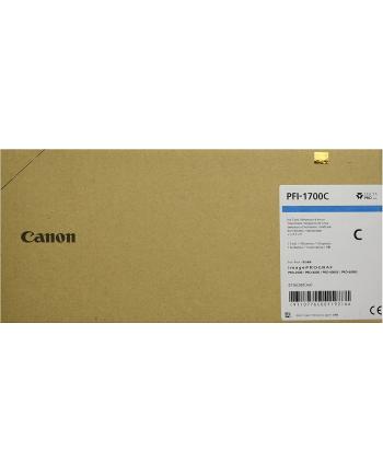 CANON Ink PFI-1700 Cyan