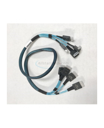 INTEL A2U4PSWCXCXK1 Cable Kit Oculink 2U 4 port Switch Card for Riser 1 or 2 to Left Drive Bay