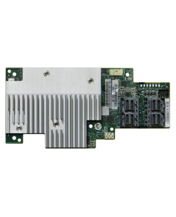 INTEL RMSP3AD160F Tri-mode PCIe/SAS/SATA Full-Featured RAID Mezzanine Module 16 internal ports