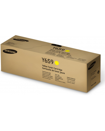 hp inc. SAMSUNG CLT-Y659S Yellow Toner Cartridge