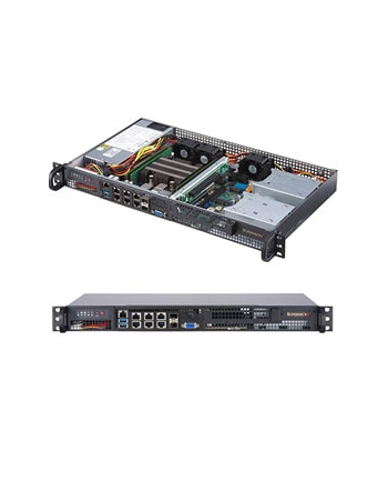 super micro computer SUPERMICRO SS SYS-5019D-FN8TP