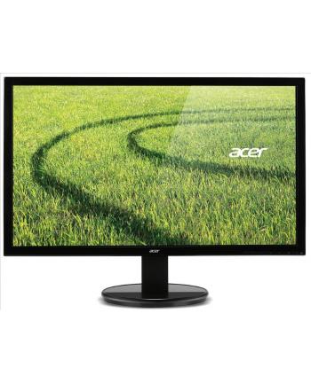 ACER Monitor K202HQLAb 19.5inch LED 1366x768 FWXGA 5ms 100M:1 16:9 black(P)
