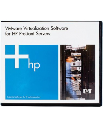 hewlett packard enterprise HPE VMw VSAN 1P 3yr E-LTU