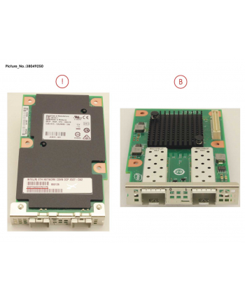 INTEL Ethernet Network Connection OCP X527-DA2 module Dual port 10GbE