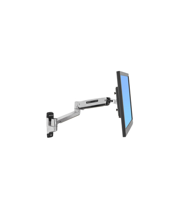 ERGOTRON uchwyt ścienny LX SIT-STAND WALL MOUNT LCD ARM POLISHED