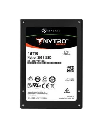 SEAGATE Nytro 3031 SAS SSD 3840GB 3331 Scaled Endurance - NON SED