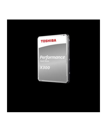 toshiba europe TOSHIBA HDWR21CUZSVA Dysk twardy Toshiba X300, 3.5, 12TB, SATA/600, 7200RPM, 256MB cache