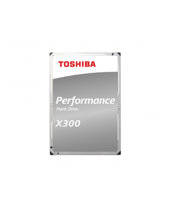 toshiba europe TOSHIBA HDWR21EUZSVA Dysk twardy Toshiba X300, 3.5, 14TB, SATA/600, 7200RPM, 256MB cache