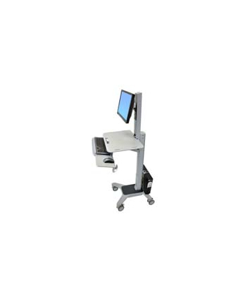 ERGOTRON WORKFIT-C SINGLE LD SIT-STAND WORKSTATION