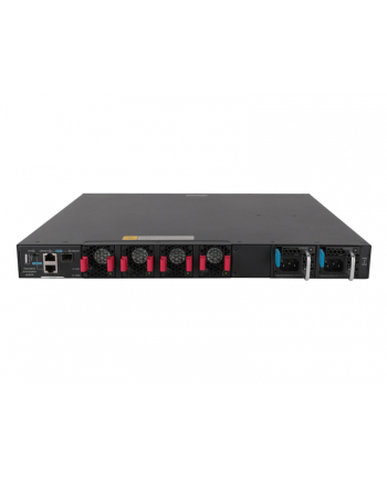 hewlett packard enterprise HPE HPN FlexFabric 5710 Switch 24 SFP+ 6 QSFP+ or 2 QSFP28 Ports ToR IRF Static Routing RIP PFC QCN ETS DCBx FCoE