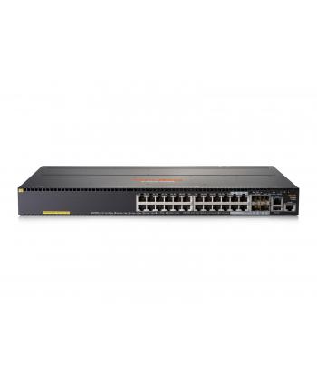 hewlett packard enterprise HPE Aruba 2930M 24G PoE+ with 1-slot Switch