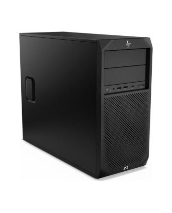 hp inc. HP Z2 Tower Z2 TWR G4 WKS i7-9700k 3.6GHz 16GB 2TB 7200 3.5in 256GB 2280 TLC NVIDIA GeForce 8GB RTX2080 W10P