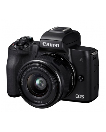 CANON D.CAMERA EOS M50 BK M15-45 S EU26