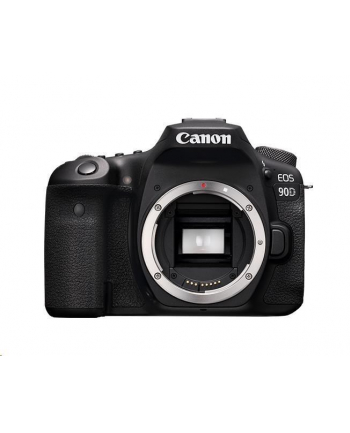 CANON D.CAMERA EOS 90D BK 18-55 S EU26