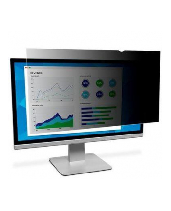3M PFMDE003 Filtr Prywatyzujący do Dell™ OptiPlex 7440 All-In-One (Touch) 296 x 527mm 16:9