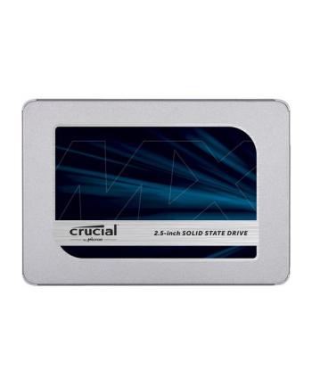 micron europe CRU CT2000MX500SSD1 Crucial MX500 SSD , 2.5, 2TB, SATA/600, 3D NAND