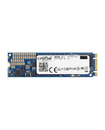micron europe CRU CT500MX500SSD4 Crucial MX500 SSD, M.2, 500GB, SATA/600, 3D NAND