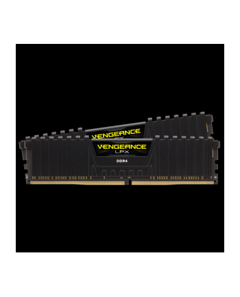 CORSAIR CMK16GX4M2K4400C19 Corsair Vengeance LPX Pamięć DDR4 16GB (2x8GB) 4400MHz CL19 1.4V XMP 2.0 Czarna