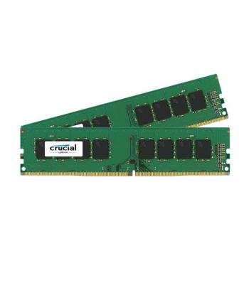 micron europe CRU CT2K8G4DFS824A Crucial 16GB (2x8GB) DDR4 2400MHz CL17 Unbuffered DIMM