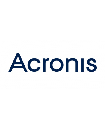 ACRONIS A1WYLPZZS21 Acronis Backup 12.5 Advanced Server License incl. AAP ESD