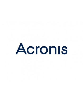 ACRONIS B1WBHILOS21 Acronis Backup Standard Server Subscription License, 3 Year - Renewal