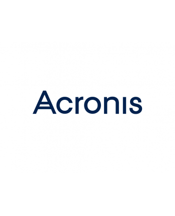 ACRONIS V2PBHDLOS21 Acronis Backup Standard Virtual Host Subscription License, 2 Year - Renewal