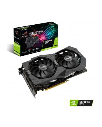 ASUS ROG-STRIX-GTX1650S-O4G-GAMING ASUS ROG Strix GeForce GTX 1650 Super OC, 4GB GDDR6, 2xDP, 2x HDMI