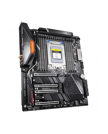 GIG TRX40 AORUS MASTER Gigabyte TRX40 AORUS MASTER, TRX40, 8xDDR4 4400,8xSATA 6Gb/s, USB-C