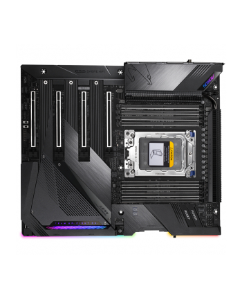 GIG TRX40 AORUS XTREME Gigabyte TRX40 AORUS XTREME, TRX40, 8xDDR4 4400,8xSATA 6Gb/s, USB-C