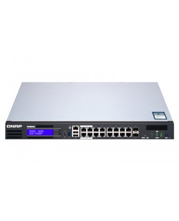 qnap systems QNAP QGD-1600P-8G QNAP QGD-1600P-4G, 4C Intel, 16x1GbE with 2xRJ45 and SFP+, 2x2,5 SATA, 8GB RAM