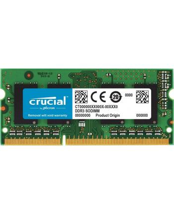CRU CT4G3S160BM Crucial 4GB DDR3 1600MHz CL11 SODIMM for Mac