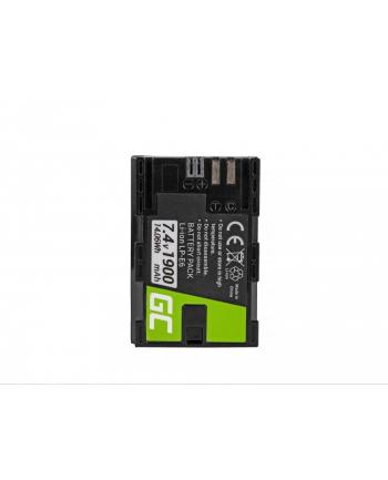 GREENCELL CB38 Bateria Green Cell ® LP-E6/LP-E6N do Canon EOS 70D, 5D Mark II/ III/IV, 80D, 7D