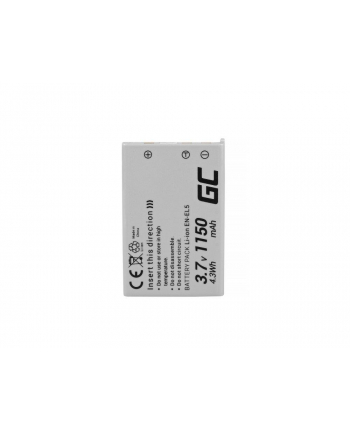 GREENCELL CB45 Bateria Green Cell EN-EL5 ® do Nikon Coolpix P100, P500, P530, P520, P510, P5100