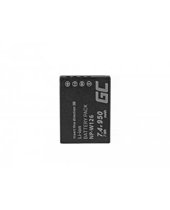 GREENCELL CB46 Bateria Green Cell ® NP-W126 do Fujifilm FinePix HS30EXR, HS33EXR, HS50EXR