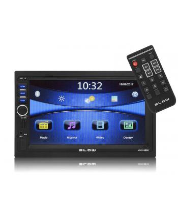 BLOW 78-220# Radio BLOW AVH-9880 2DIN 7 GPS