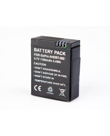 PRO-MOUNTS 5060403911384 PRO-mounts Replacement Battery Hero3 & Hero3+