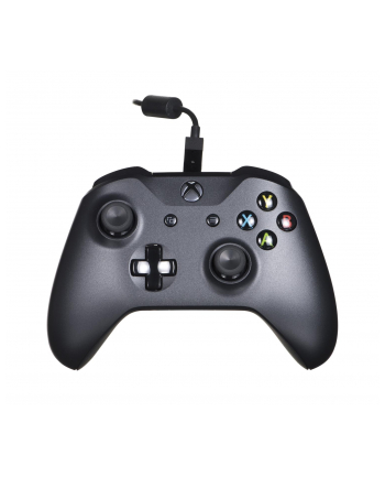 MICROSOFT 4N6-00002 Xbox ONE Wireless Controller Black + Cable for Windows