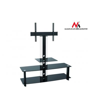 MACLEAN MC-626 Maclean MC-626 Stolik RTV z uchwytem do LCD 32-55 40kg szkło VESA 600x400