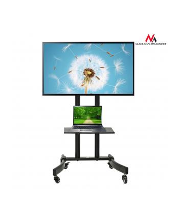 MACLEAN MC-739 Maclean MC-739 Profesjonalny stand wózek do telewizora na kółkach max 32-65